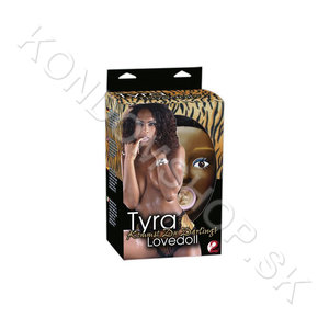You2Toys Tyra Love Doll nafukovacia panna