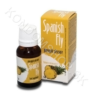 Spanish Drops Pineapple 15ml