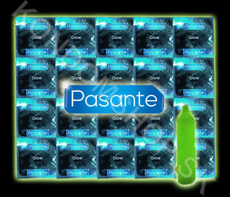 Pasante Glow in the Dark