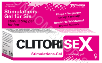 Joydivision Clitorisex gél 25ml