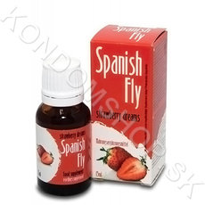 Spanish Drops Strawberry 15ml