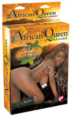 You2Toys African Queen nafukovacia panna