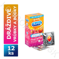 Durex Pleasure Me krabička