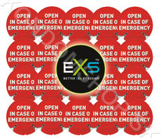 EXS Open in case of emergency