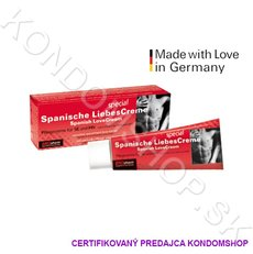 Joydivision Eropharm Spanish LoveCream