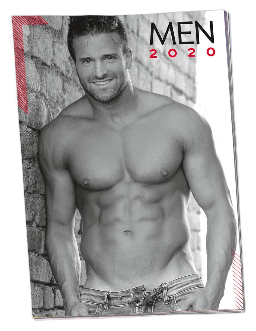 Erotický kalendár MEN 2020