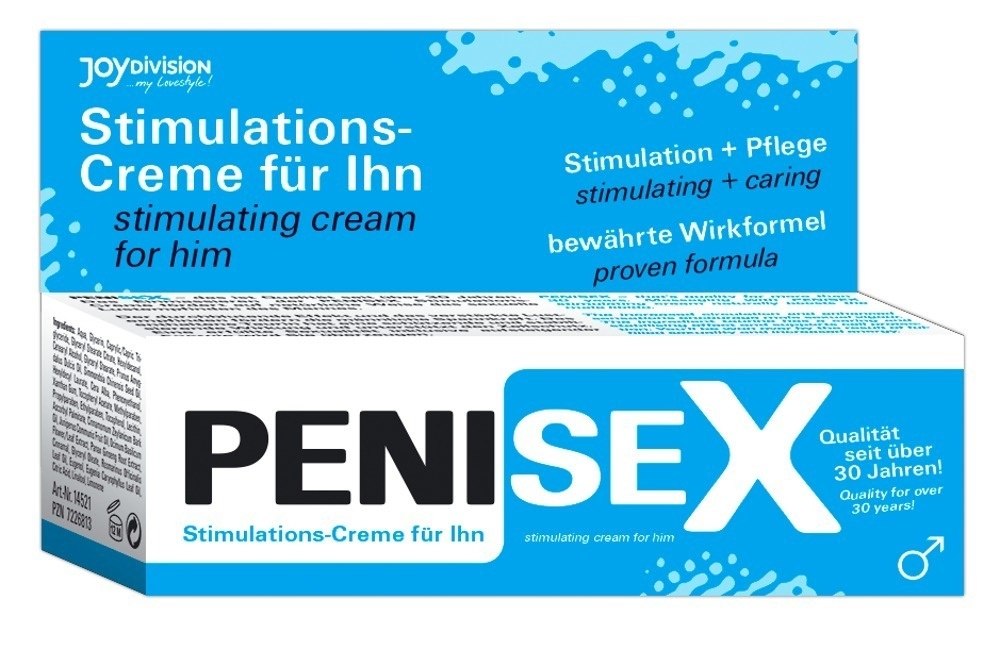 Joydivision Penisex krém 50ml