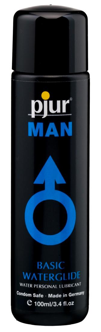 Pjur Man Basic Waterglide 100 ml