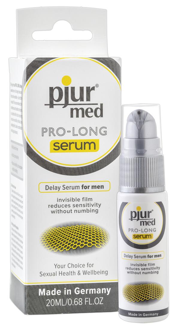 Pjur Med Pro-Long Serum 20 ml