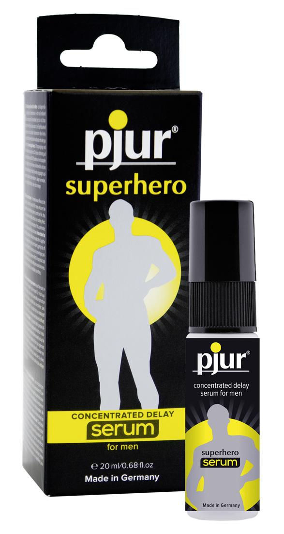 Pjur Superhero Delay Serum 20 ml